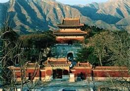 Ancient Mausoleums, Ming Dynasty Tombs