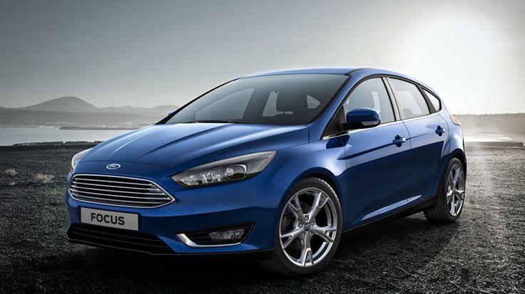 Neuer Ford Focus – Neuer Schwung für den weltweiten Bestseller