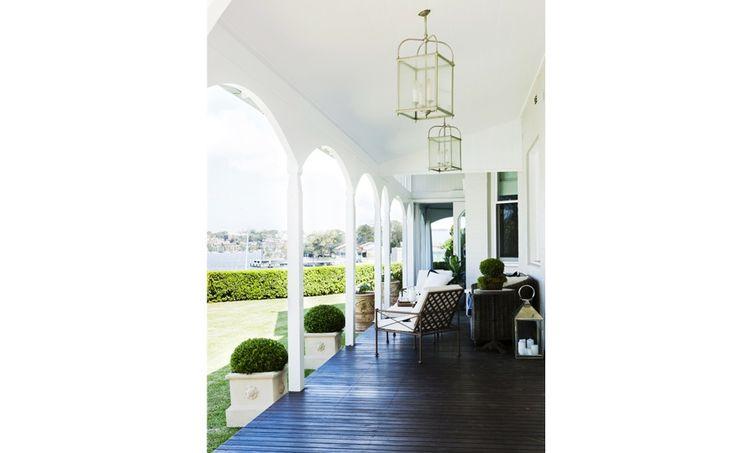 coco republic verandah