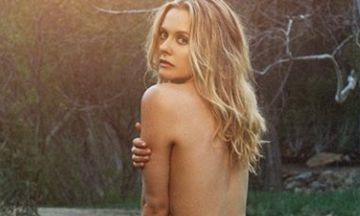 Alicia Silverstone Isn't Clueless -- She's Clothes-less!