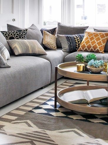 LOVE The Asha Iron Tray Coffee Table And Side John Lewis