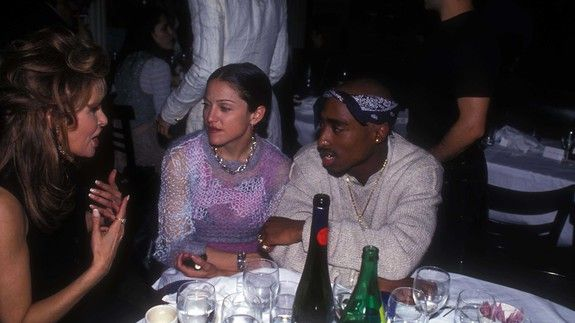 Tupac's break-up letter to Madonna reveals he was worried their relationship could hurt his image