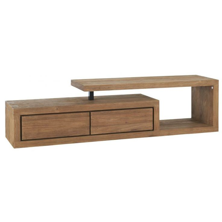 LE 730323: TV-dressoir Lekk, 2 laden 45x175x40 cm