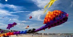 Weymouth Kite Festival Weekend