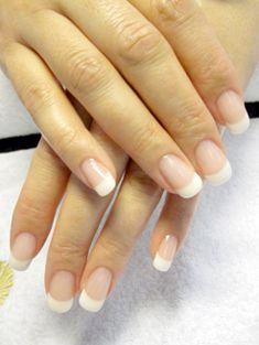 Gel nails/ natuurlijke look