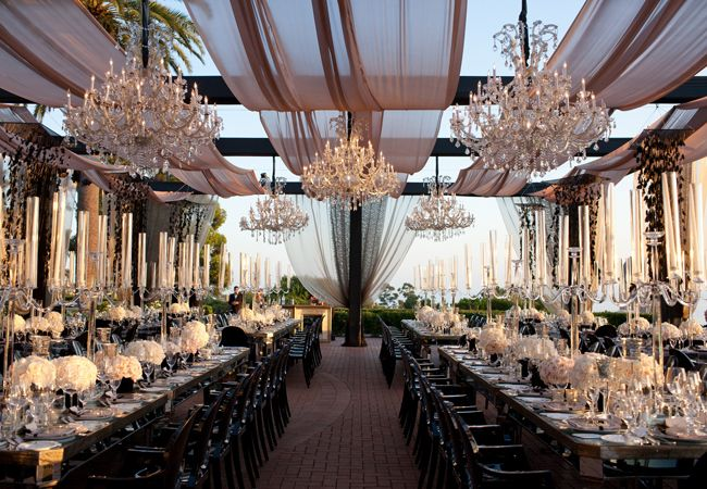 3 Gorgeous Wedding Decor Ideas from Details Details - The Knot Blog