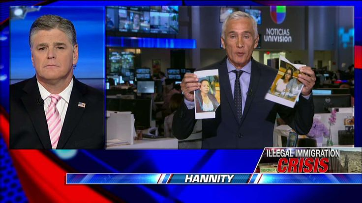 Hannity to Jorge Ramos: 'You Are Willing to Gamble With the Lives of Americans'