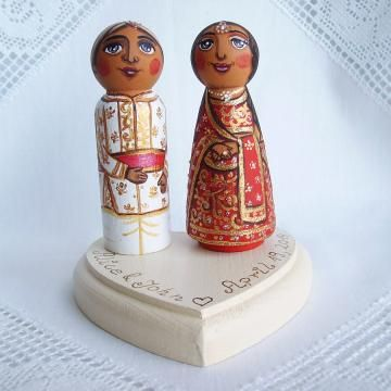 indian wedding cake dolls 28 best images about peg wedding cake toppers on 16414