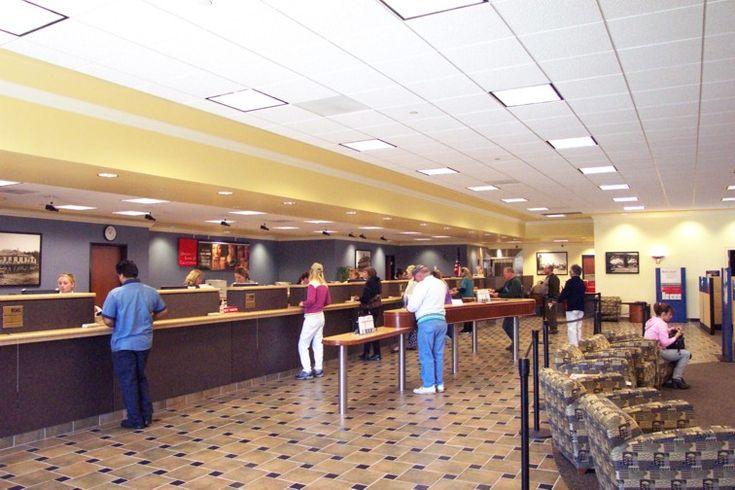 Union Bank of California - Interior Lobby
