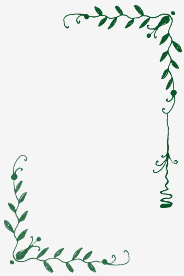 أخضر أوراق شجرة إطار لوحة مجانية الرسم قطري الترويج للملصق الإطار Png وملف Psd للتحميل مجانا Leaf Background Flower Frame Plate Drawing