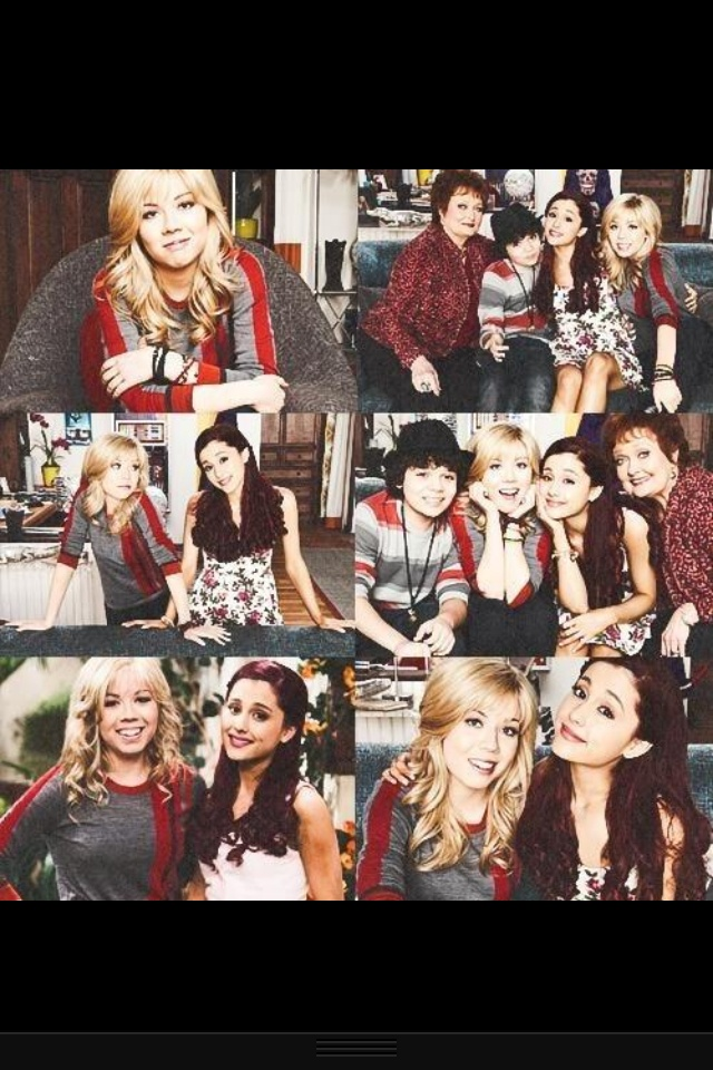 Sam & Cat!!!! My favorite is when they give that one guy CPR! LOL funny!