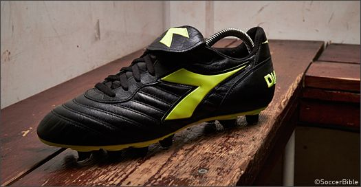 It saddens me that this brand (Diadora) has fallen since the revolutionary of soccer cleats