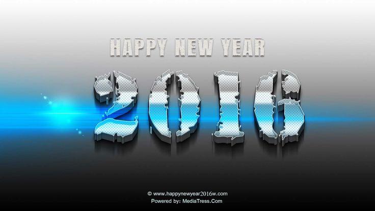 wonderful happy new year 2016 wallpaper