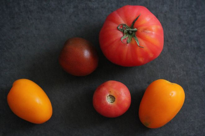 Heirloomtomaten