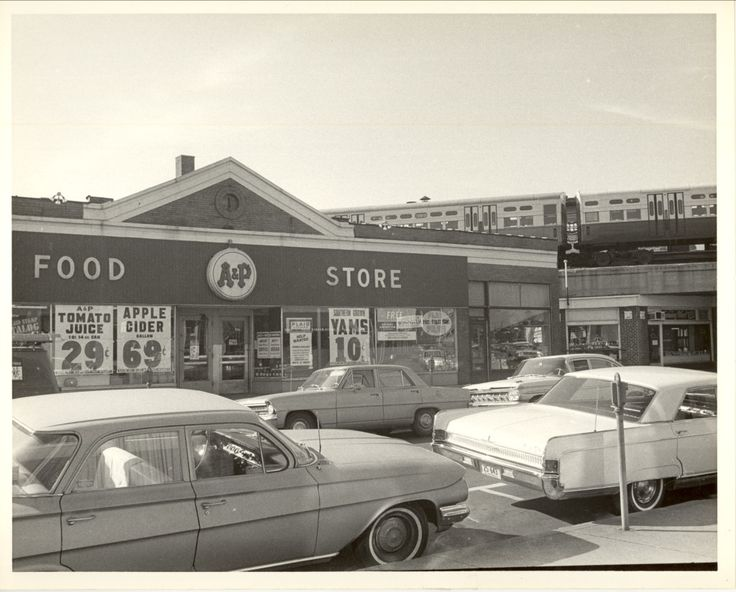 Ap grocery store near the jarvis el station photo