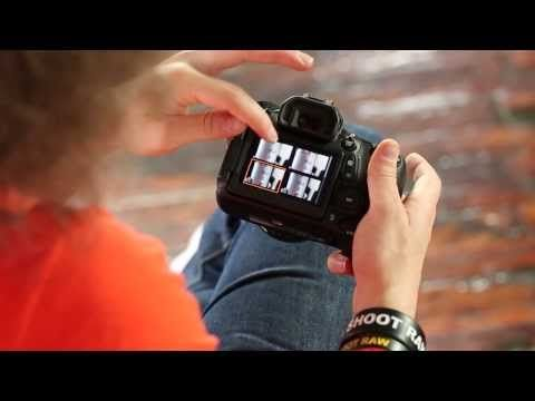 How to set up your Canon 70D - YouTube