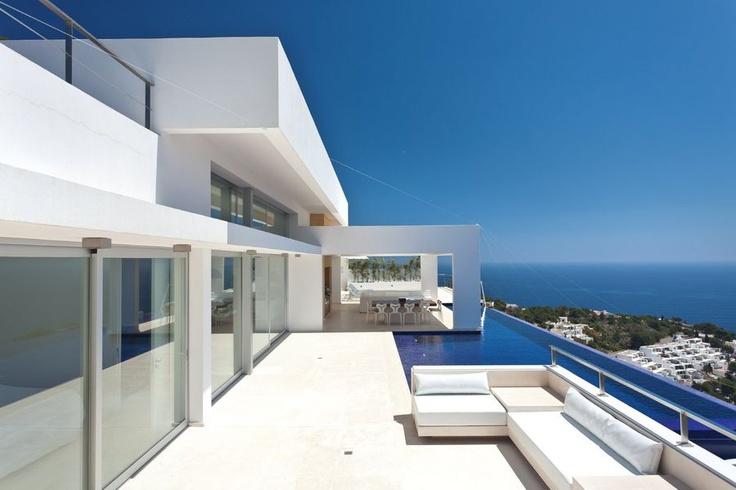6 Bedroom Villa   Roca Llisa, Ibiza, The Balearics   100386001118 for sale