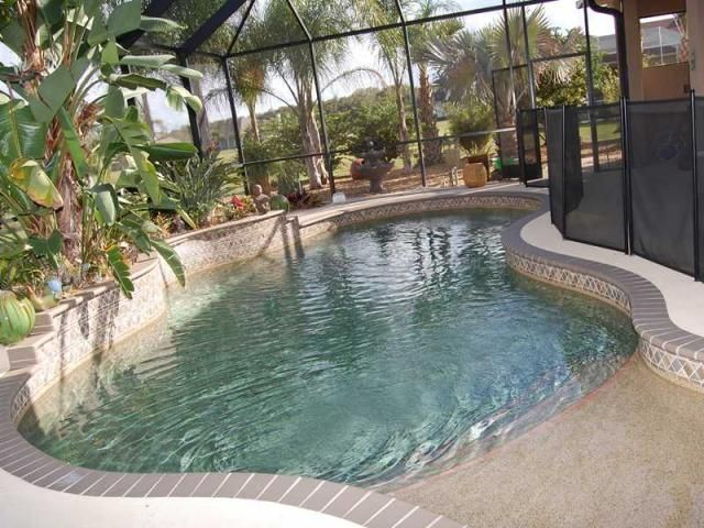 17 best images about backyard ideas on pinterest cork for Garden oases pool entrance
