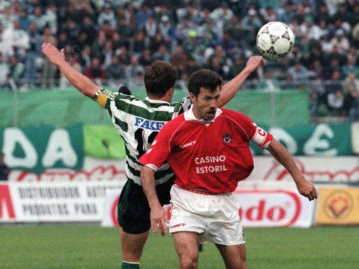 Que amanhã seja um grande jogo, e que o resultado seja como o que aconteceu em 94 ou ainda melhor para o Glorioso!