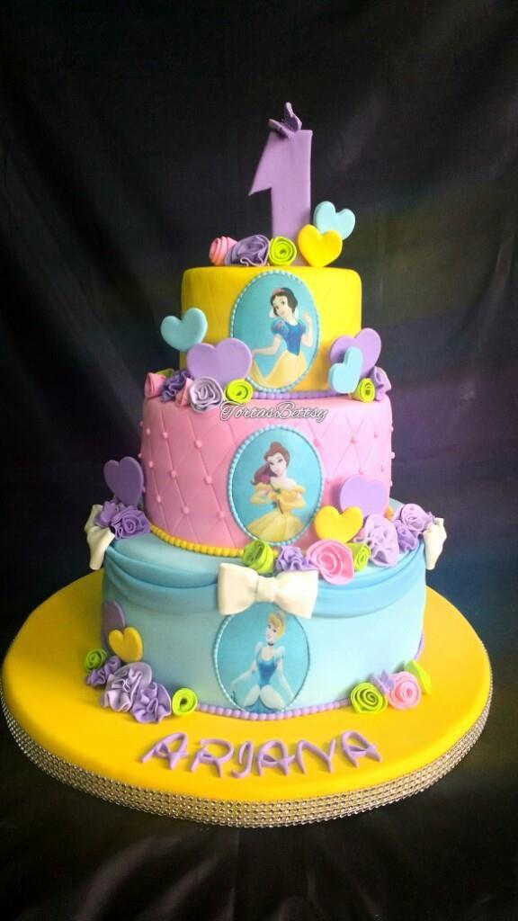 Torta de Princesas  | Home | Tortas Bettsy