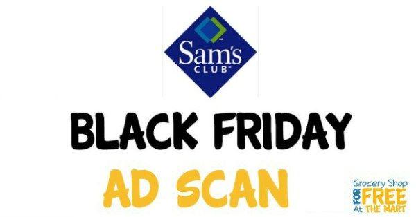 2016 Sams Black Friday Ad Scan!