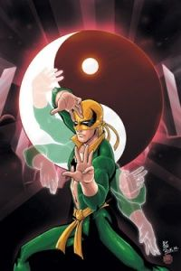 Iron Fist (Danny Rand) - Marvel Universe Wiki: The definitive online source for Marvel super hero bios.