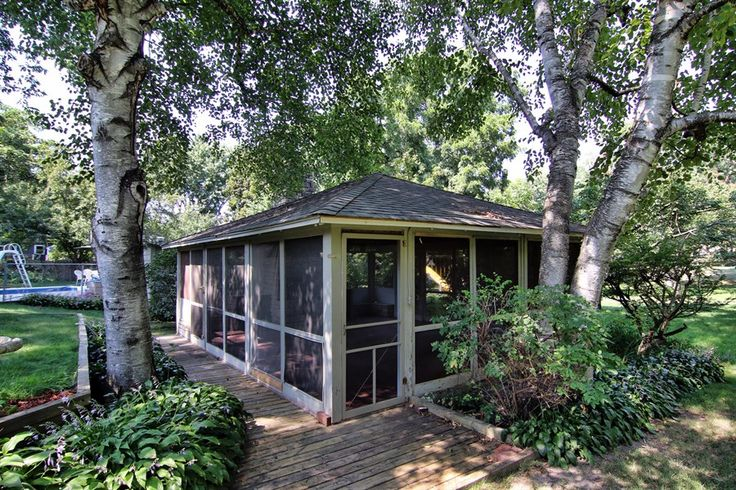 505 Best Images About Backyard Outbuildings On Pinterest