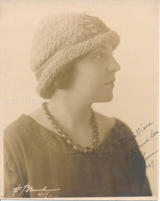 Florence Lawrence 1919