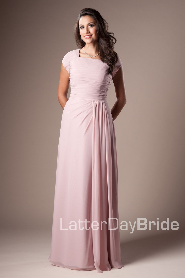11 best ideas for bridesmaid dresses images on pinterest bridesmaid prom shaelyn latterdaybride prom modest mormon lds bridesmaid dress ombrellifo Image collections