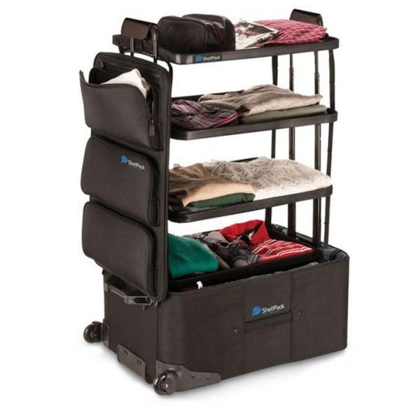 Aero Trunk 03 Bag 여행 수트케이스 및 여행 짐싸기 팁