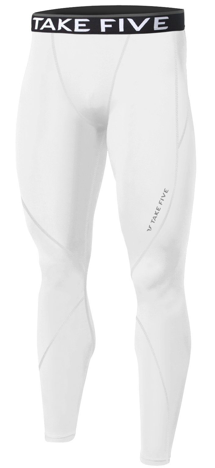 bbeea3cc19 New Men Sports Apparel Skin Tights Compression Base Under Layer Long Pants  (M, NP502