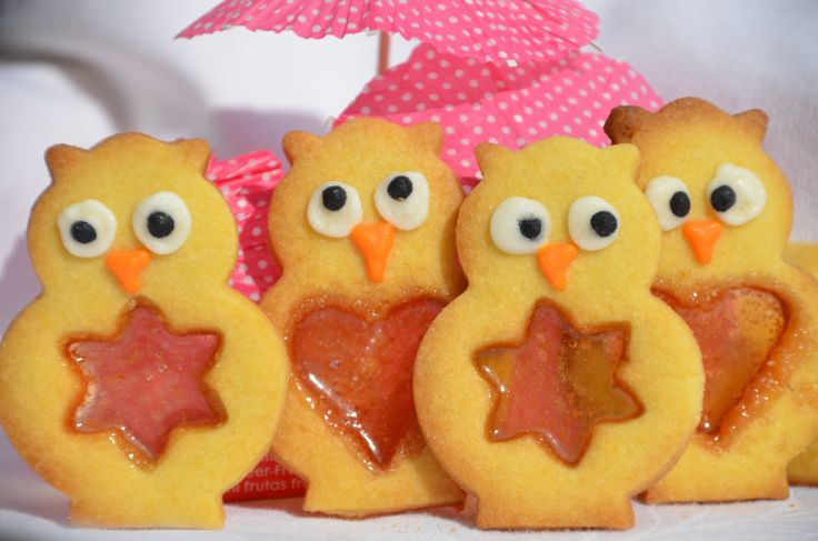 Sweet owl cookies