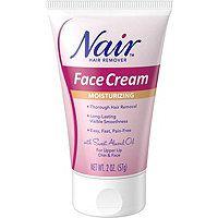 Nair Cream Hair Remover for Face