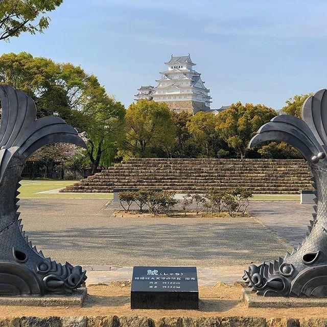 #Замок #Химэдзи ждет вас в гости! #мидокоро #Химедзи #Япония www.midokoro.com