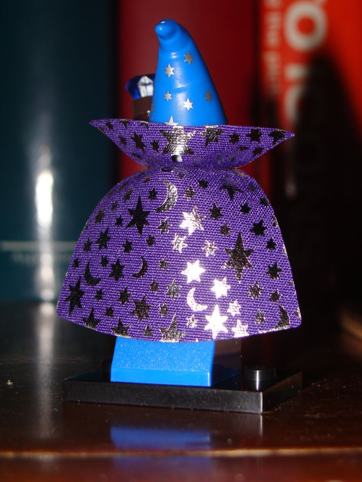 Also the back of the figurine is really awesome and wanted to show his magical cloak in a better view.