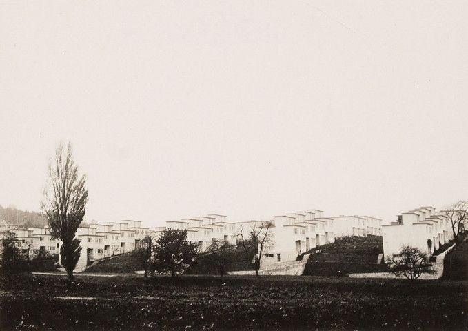 Architektur • Genossenschaft Neubühl