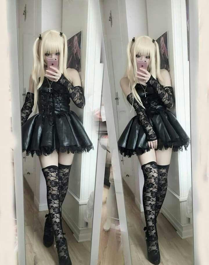 Misa cosplay