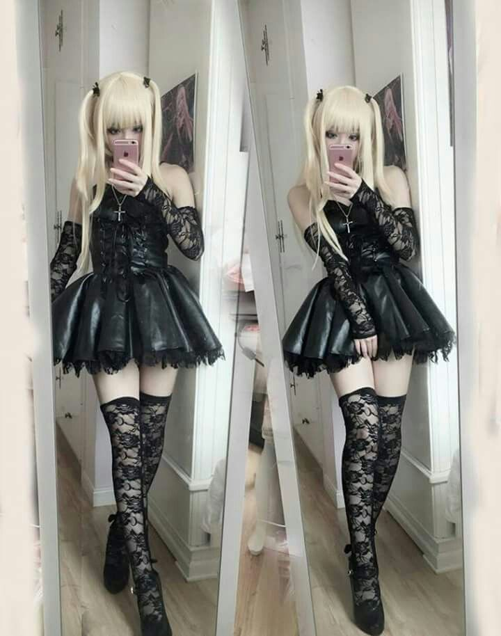 Misa cosplay - COSPLAY IS BAEEE!!! Tap the pin now to grab yourself some BAE Cosplay leggings and shirts! From super hero fitness leggings, super hero fitness shirts, and so much more that wil make you say YASSS!!!