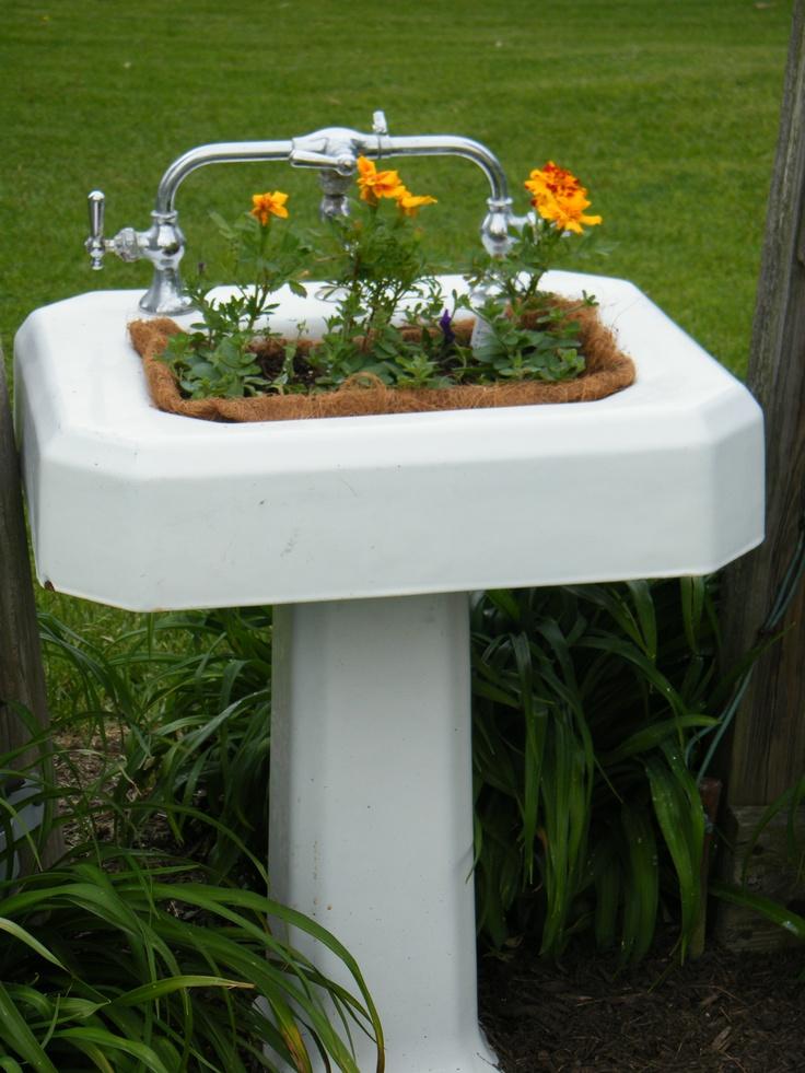 Unique Container Gardening Ideas