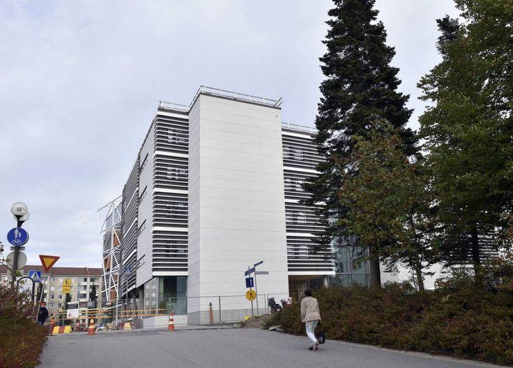 Kari Mankonen | Ammattikorkeakoulun opiskelijat siirtyvät uudelle kampukselle vuoden päästä syksyllä.
