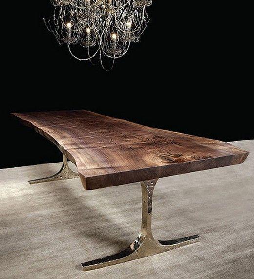 Moderne Wohnzimmermbel Massivholz Tisch Rustikal