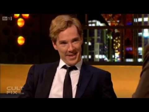 Benedict Cumberbatch on The Jonathan Ross Show 2011 http://www.youtube.com/watch?feature=player_detailpage=DBYgqIHsEeg