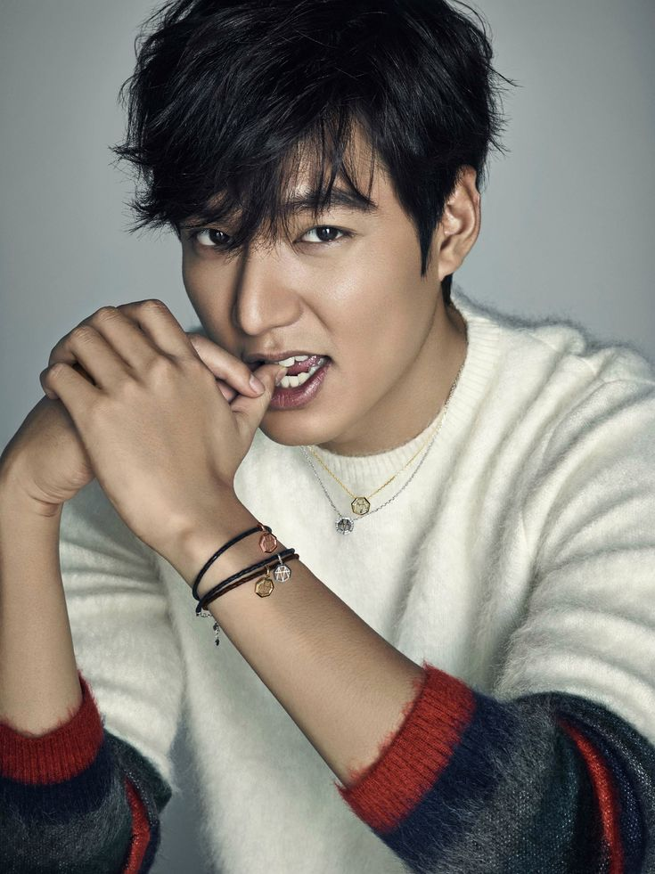 Secrets in Lee Min Ho's new jewelry design, he us way too sexy