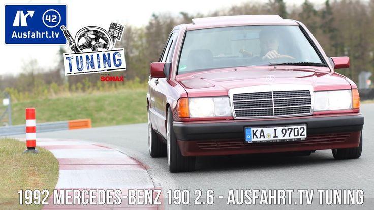 Ausfahrt.TV Tuning – Folge 05: 1992 Mercedes-Benz 190 2.6 inkl. CarPorn und Kaufberatung