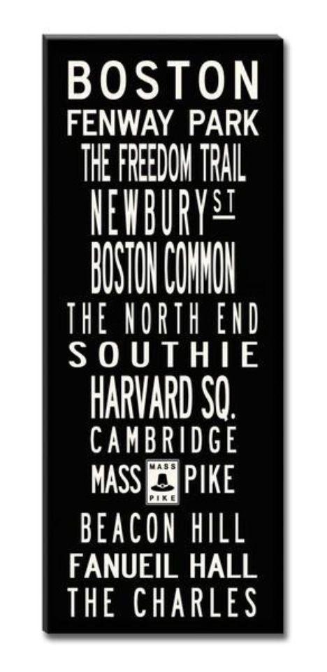 Very nostalgic for Boston today. I need to experience New England Autumn again.