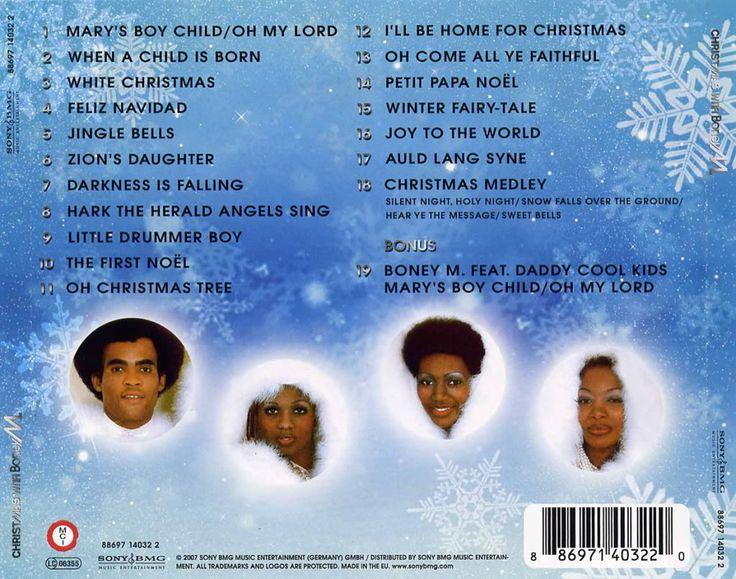 Boney M. Christmas Album FULL 1981 [HD] - YouTube