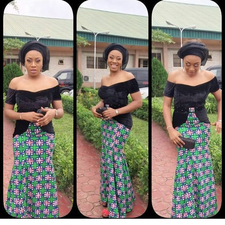 Ankara Fashion 2017 : See Latest Lovely Ankara Styles Collection
