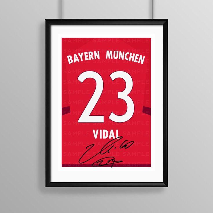 Arturo Vidal || Bayern Munich || 2015 www.thehysteria.co.uk  #vidal #arturovidal #av23 #vidal23 #bayern #bayernmunich #bayernmunchen #bayernmünchen #fcbayern #fcbayernmunchen #fcbm #fcb #fcbayernmunich #chile #juve #juventus #football #soccer #footballjersey #footballjersey #shirt #jersey #futebol #futbol