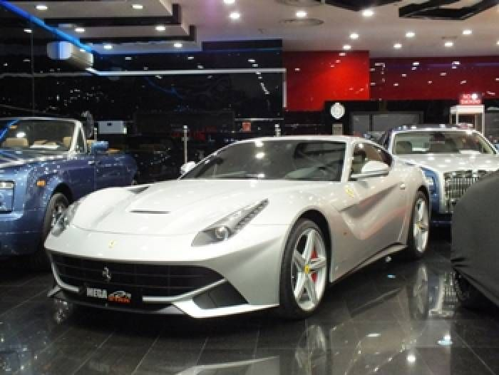FERRARI F-12 BERLINETTA listed in free classifieds at Klick Dubai