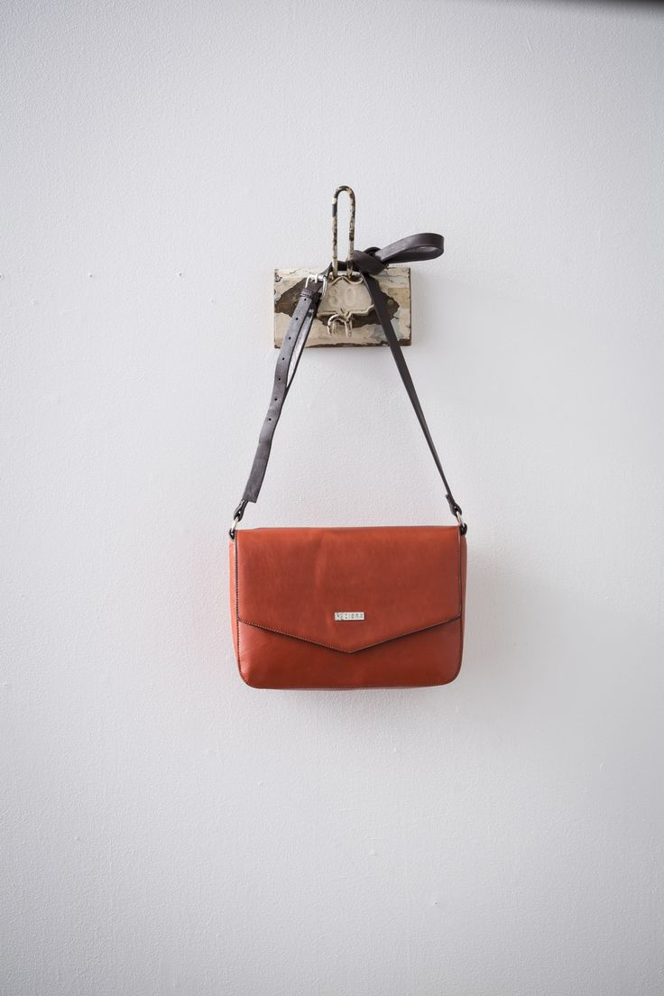 Layla (Orange) available at #zierashoes http://zierashoes.com/page/handbags